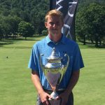 WVU Golfer Alan Cooke talks WVU and WV Amateur victory