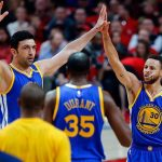 NBA playoffs scores, highlights, results: Celtics sweep Pacers; Warriors, Raptors and Trail Blazers take 3-1 series leads