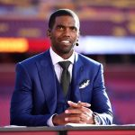 Randy Moss becomes emotional when he finds out about HOF