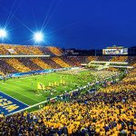 Grier Leads WVU to Rout of Delaware State