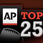 AP Top 25 poll: Clemson, Washington, Auburn all fall after upset losses