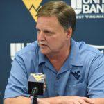 WVU's Carey Seeking More Bench Production