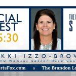 Nikki Izzo-Brown joins Brandon Lowe Show