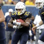 WVU RB Crawford to skip Heart of Dallas Bowl