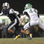 Hedgesville's Brown wins Moss Award as state's best wide receiver