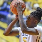 WVU Junior Guard Tynice Martin joins The Brandon Lowe Show