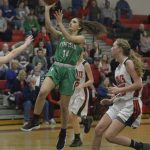 Winfield girls wear down Nitro, end regular season on high note