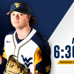 WVU Faces Marshall in Charleston Tuesday