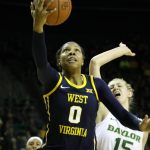 WVU Streak Ends with Loss at No. 2 Baylor