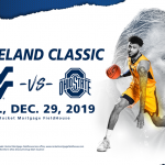 WVU, Ohio State to Meet in Cleveland