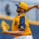 Manoah Collects Third Straight Big 12 Pitcher of the Week