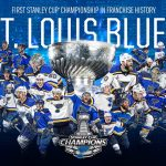Stanley Cup Final 2019: Blues stifle Bruins 4-1 in Game 7 to win first NHL title in team history
