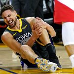 Klay Thompson injury update: Warriors star suffered a torn ACL in his left knee during Game 6 of NBA Finals