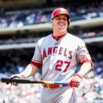 Angels' Mike Trout hits 20th home run of the season, passes Joe DiMaggio on list of young power hitters